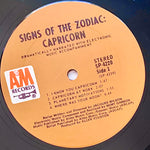 SIGNS OF THE ZODIAC Capricorn [1969] Very Good+ cond. USED