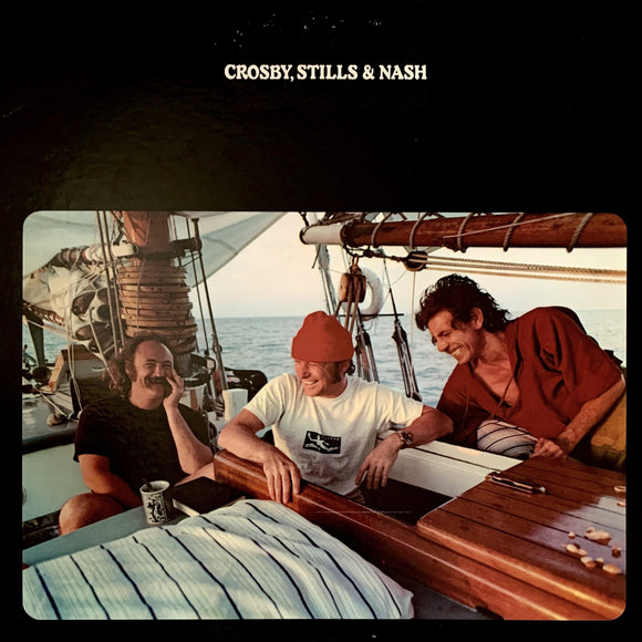 CROSBY, STILLS & NASH - CSN [1977] nice copy USED