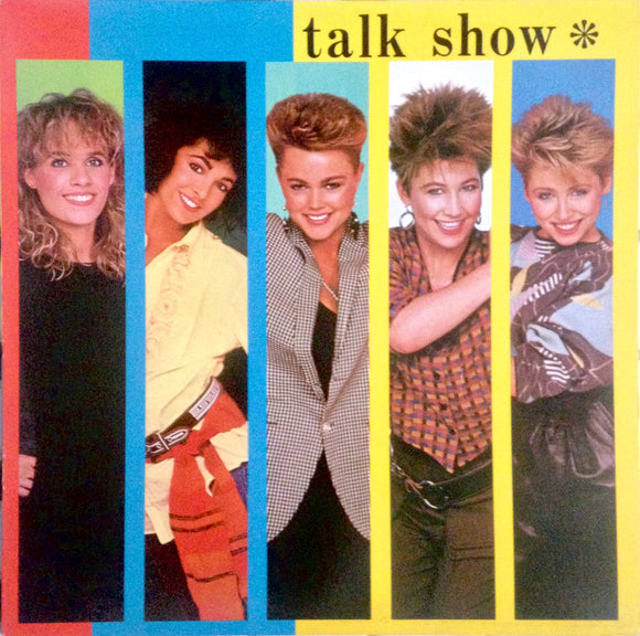 GO-GO'S Talk Show [1984] High Quality vinyl press (USED)