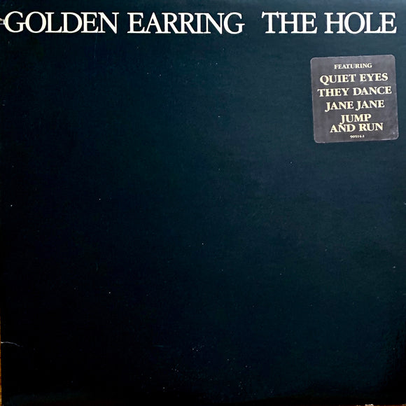 GOLDEN EARRING The Hole [1986] promo NM- USED