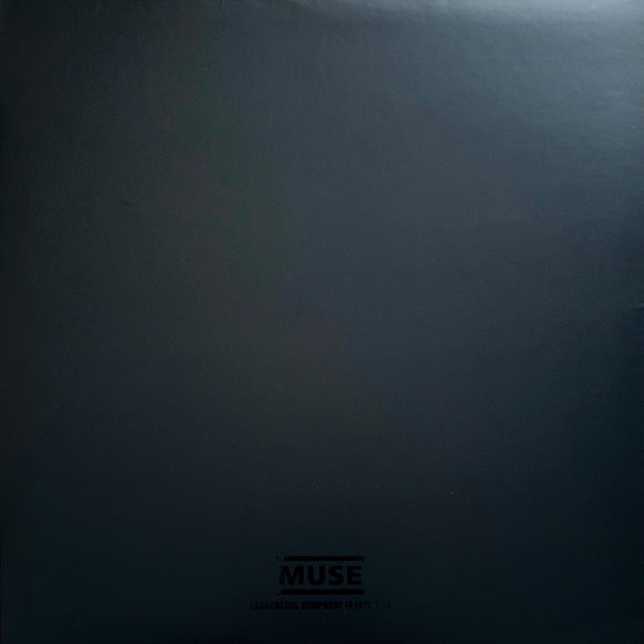 MUSE Exogenesis: Symphony (parts 1-3) [2010] RSD ltd 2,000 copies NM USED