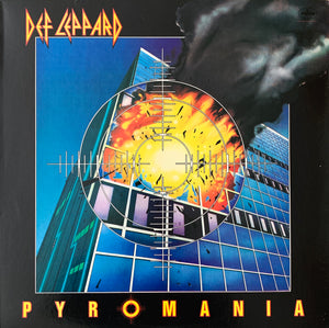DEF LEPPARD Pyromania [1983] very nice orig press. USED