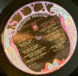 STYX Paradise Theater [1981] Laser-etched vinyl, Good+ USED
