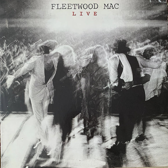 FLEETWOOD MAC Fleetwood Mac Live [1980] double live LP, Tusk tour USED