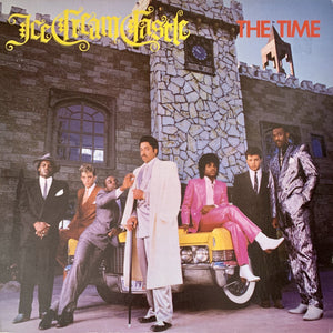 THE TIME Ice Cream Castle [1984] Orig 1984 pressing PRINCE VG- USED
