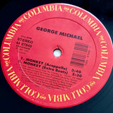 "MICHAEL, GEORGE Monkey 12"" single [1988] prod. w Jimmy Jam & Terry Lewis VG+ USED"