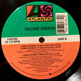 "GIBSON, DEBBIE ""Losin' Myself"" 6 mixes [1993] 12"" single NM- USED"