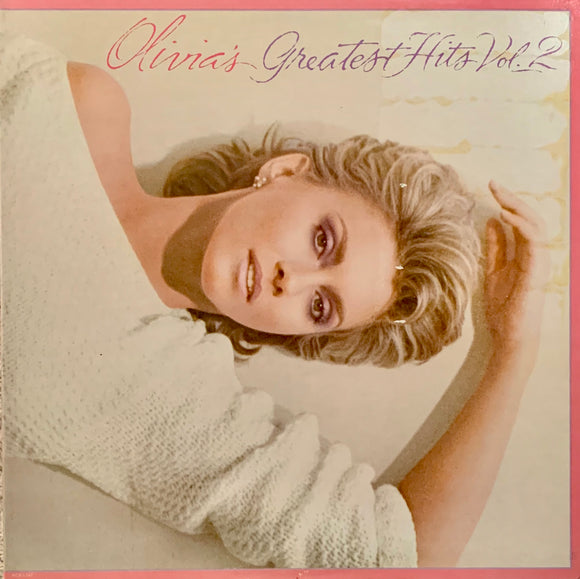 NEWTON-JOHN, OLIVIA Greatest Hits Vol. 2 [1982] Very Good cond. USED