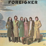 FOREIGNER Foreigner [1977] RCA Music Service, NM- nice! USED