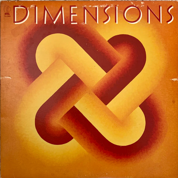 K-TEL'S DIMENSIONS Various Artist [1981] Very Good cond. USED