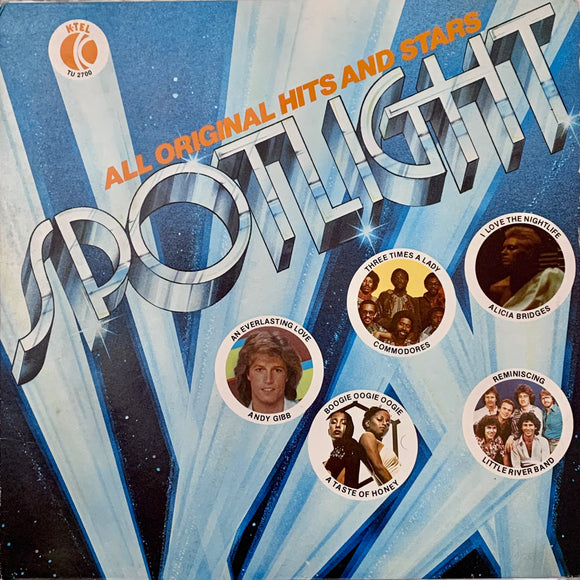 K-TEL'S SPOTLIGHT Various Artists [1979] Very Good- cond. USED