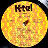 K-TEL'S REFLECTIONS Various Artists [1979] Near Mint- USED