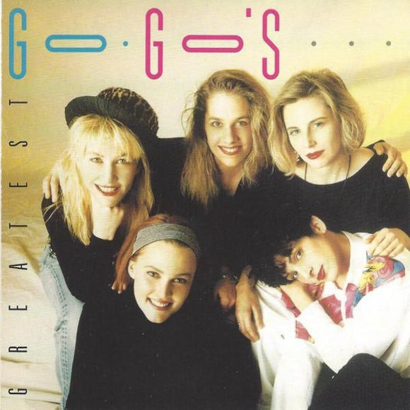 GO-GO'S Go-Go's Greatest [2020] 1st U.S. vinyl pressing! SEALED, NEW