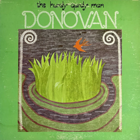 DONOVAN Hurdy Gurdy Man [1968] Very Good- USED