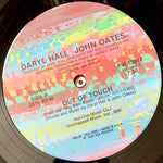 "HALL & OATES ""Out of Touch"" / ""Cold Dark & Yesterday"" [1984] 12"" maxi single USED"