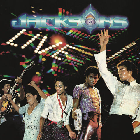 JACKSONS (street date 3/26) Jacksons Live! [2021] remastered, 150g reissue NEW