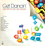 K-TEL'S GET DANCIN' Various Artists [1982] USED