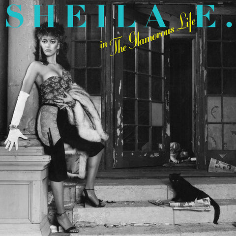 SHEILA E. The Glamorous Life [2021] Teal colored reissue NEW