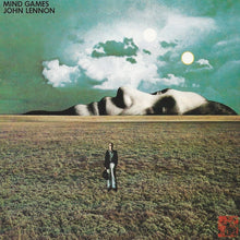 LENNON, JOHN Mind Games [1973] 2015 Apple reissue, remaster SEALED NEW