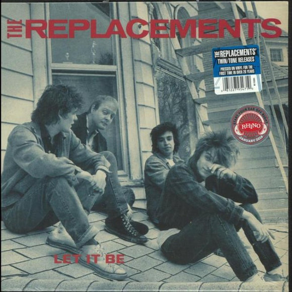REPLACEMENTS Let It Be [2016]  Twin Tone / Rhino reissue SEALED, NEW