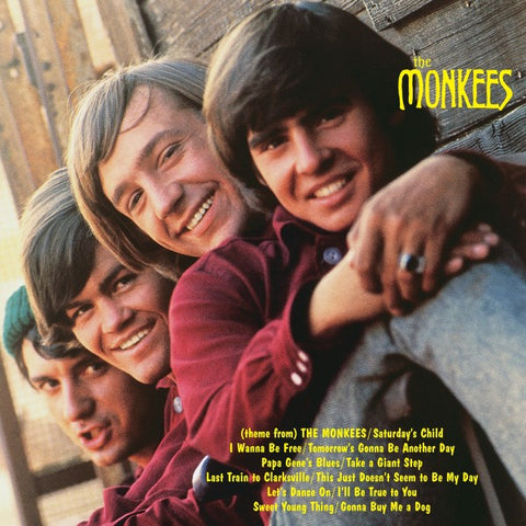 MONKEES (street date: 6/18) The Monkees [2021] Deluxe expanded 2LP NEW
