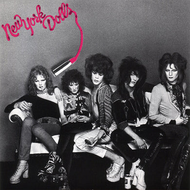 NEW YORK DOLLS s/t [1973] 2017 reissue - Produced by T. Rundgren SEALED NEW