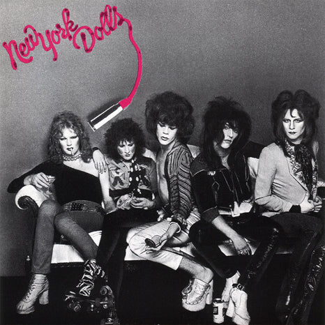 NEW YORK DOLLS s/t [2017] reissue - Produced by T. Rundgren SEALED NEW