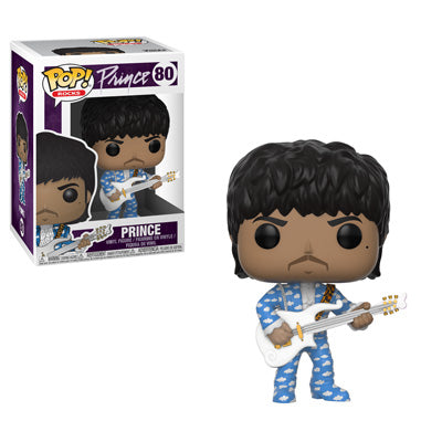 PRINCE - Around the World in a Day [2018] (FUNKO POP! ROCKS) figure NEW