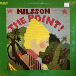 NILSSON The Point [1970] w/ book RCA orange labels USED
