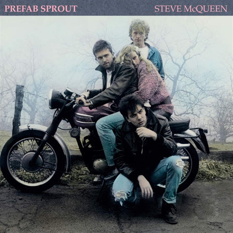 PREFAB SPROUT Steve McQueen (aka Two Wheels Good) [2019] remastered 180g SEALED, NEW