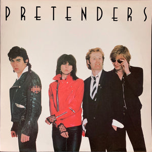 PRETENDERS Pretenders [1980] orig press Near Mint USED