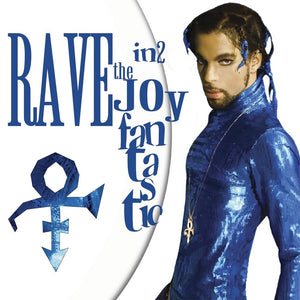 PRINCE Rave In2 The Joy Fantastic [2019] 2LP PURPLE vinyl reissue SEALED, NEW