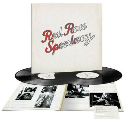 McCARTNEY, PAUL & WINGS Red Rose Speedway Reconstructed [2018] 2LP SEALED, NEW (preorder 12/7/2018)