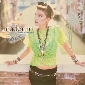 "MADONNA ""Like A Virgin"" / ""Stay"" [1984] 12"" extended remix USED"