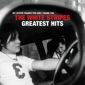 WHITE STRIPES (12/4) Greatest Hits [2020] 2LP set SEALED, NEW