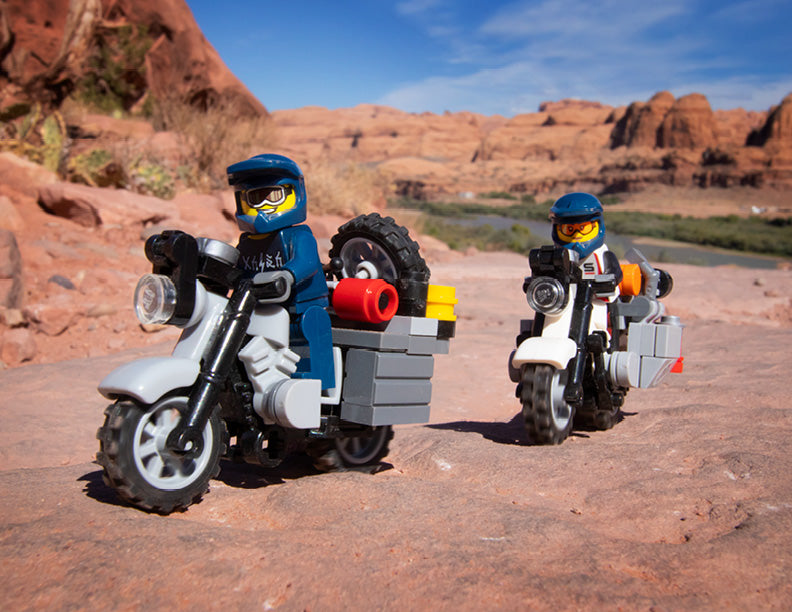 8x10 Motorcycle Adventurers