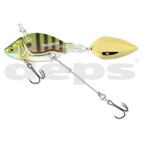 Deps KRO SpinTail 3/8oz - Carolina Fishing Tackle LLC