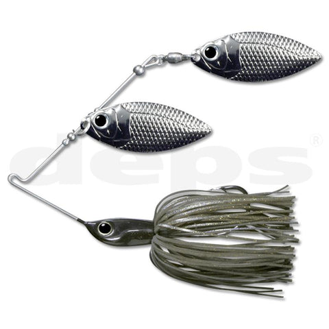 Deps B Custom 1/2 oz Spinnerbait (DW) - Carolina Fishing Tackle LLC