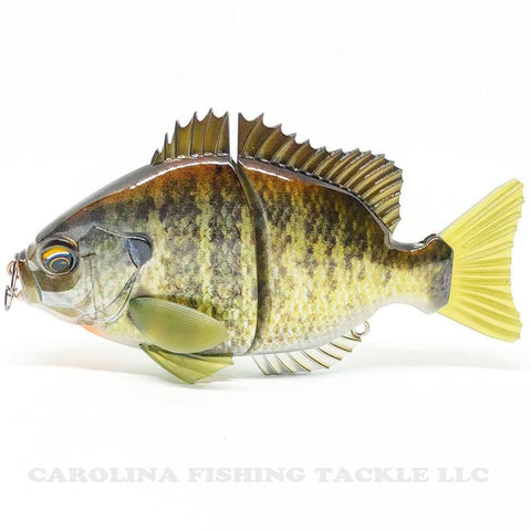 Evergreen BreamSlide JDM Swimbait - Carolina Fishing Tackle LLC
