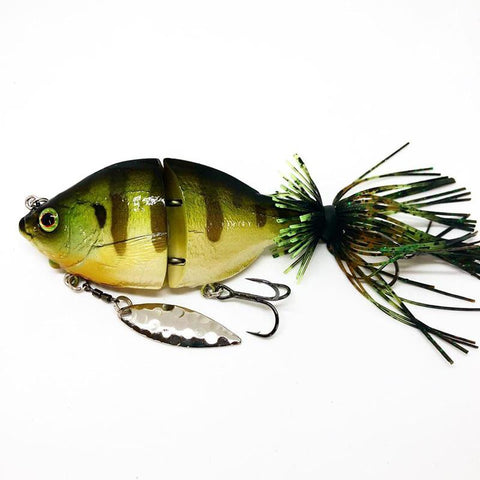 TH Tackle Jointed Little Zoe Swimbait - Carolina Fishing Tackle LLC