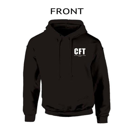 Carolina Fishing Tackle CFT Hoodie - Carolina Fishing Tackle LLC