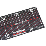 Swimbait Underground X Working Class Zero Elusive Beast Travel Ready Board