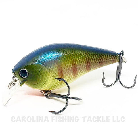 Lucky Craft LC 1.5 Square Bill Crankbait - Carolina Fishing Tackle LLC