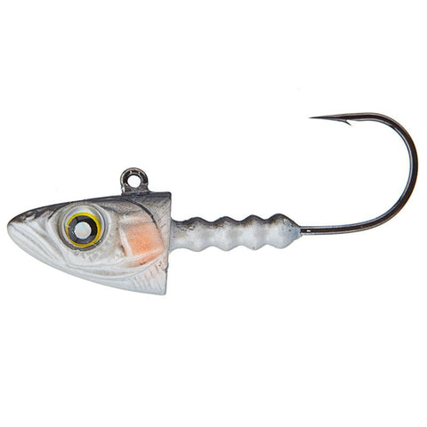 Nishine Lure Works Smelthead Jighead 2pk - Carolina Fishing Tackle LLC