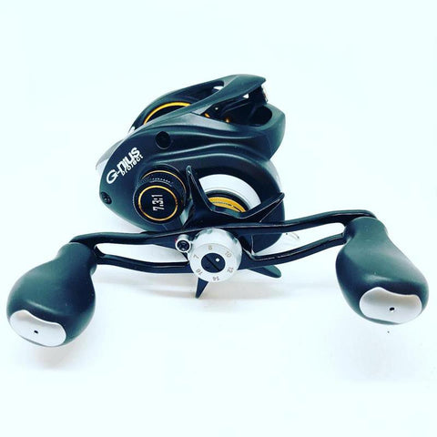 G-Nius GRAVIUS JDM Casting Reel 1st Anniversary - Carolina Fishing Tackle LLC