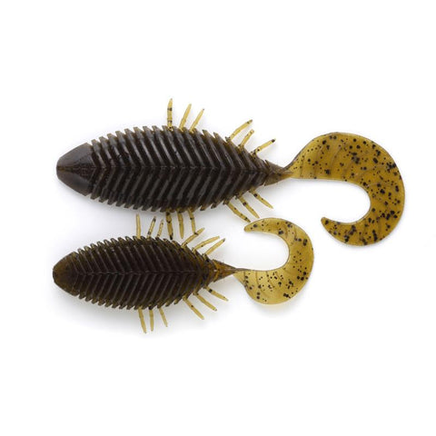 Imakatsu Flat Head Curly - Carolina Fishing Tackle LLC