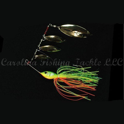Biovex Stangun 4 Willow 3/8 oz Spinnerbait - Carolina Fishing Tackle LLC