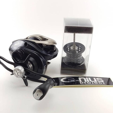 G-Nius GRAVIUS JDM Casting Reel - Carolina Fishing Tackle LLC