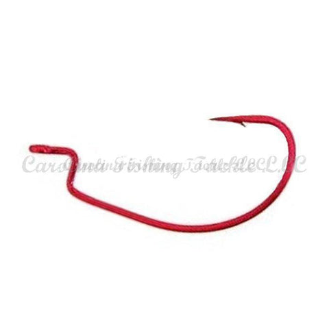 Decoy KG Worm 17R Offset Shank Hook-Offset Shank Hook-Decoy-#3/0-Carolina Fishing Tackle LLC