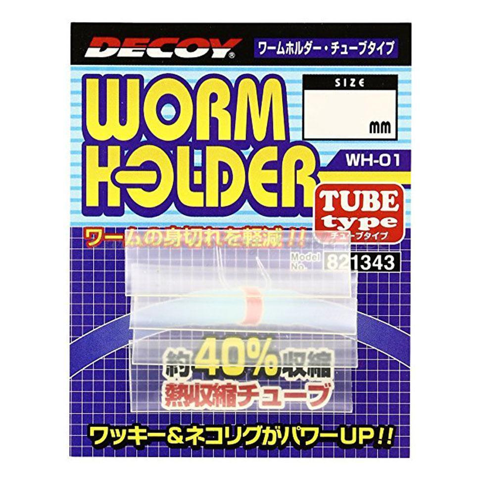 Decoy WH-01 Worm Holder Tube Type Size 10 mm 1350